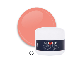 cover builder gel 30g №03 - peach