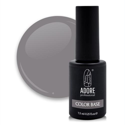 цветная база для ногтей ADORE professional 7,5ml №01 - olive