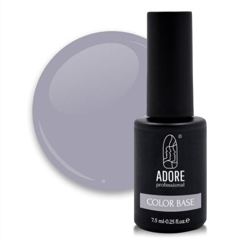 цветная база для ногтей ADORE professional  7,5ml №03 - gray