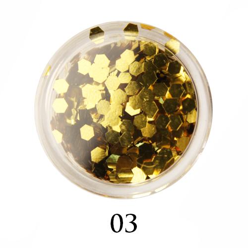 Диаманты для декора ногтей 2 мм №3