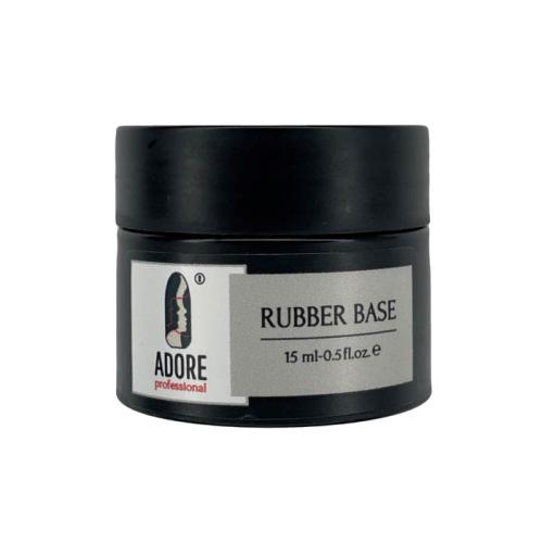 каучуковая база для ногтей ADORE professional 15ml