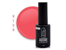 gel polish neon 7,5ml №-04 - coral